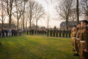 bevrijding Noordbarge door Polen 2018 5
