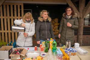 Neutie schiet'n Noordbarge 2018