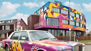 Hotel ten Cate Emmen, Norodbarge