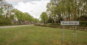 Entree Noordbarge bij de Emmerweg