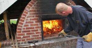 Stoebakkers oven Noordbarge 2018