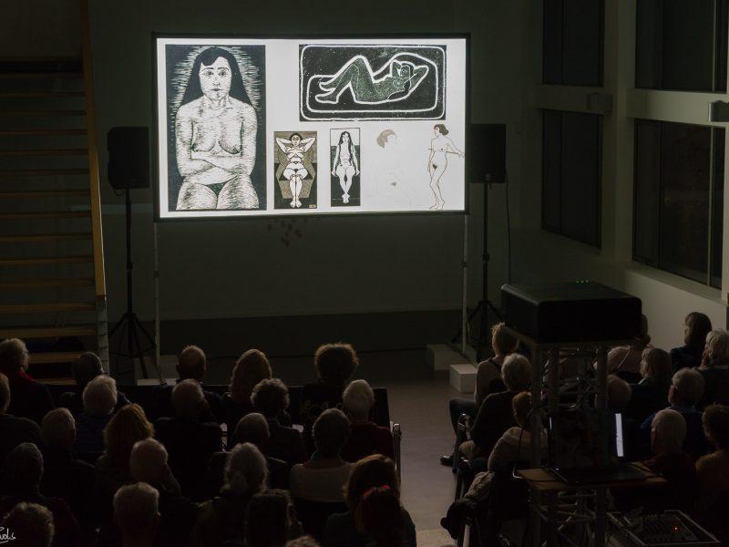 Film Het oneindige zoeken over M. C. Escher (29 november 2018 CBK Emmen € 3,-)