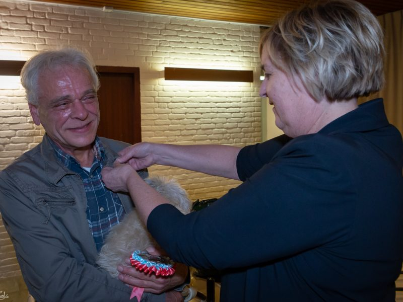 Bedankt Lightning, Bart, Jan en An: Noordbarge Schoon!