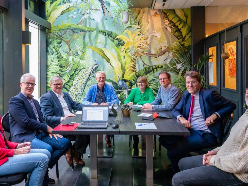 Werkbezoek gemeente – EOP Noordbarge