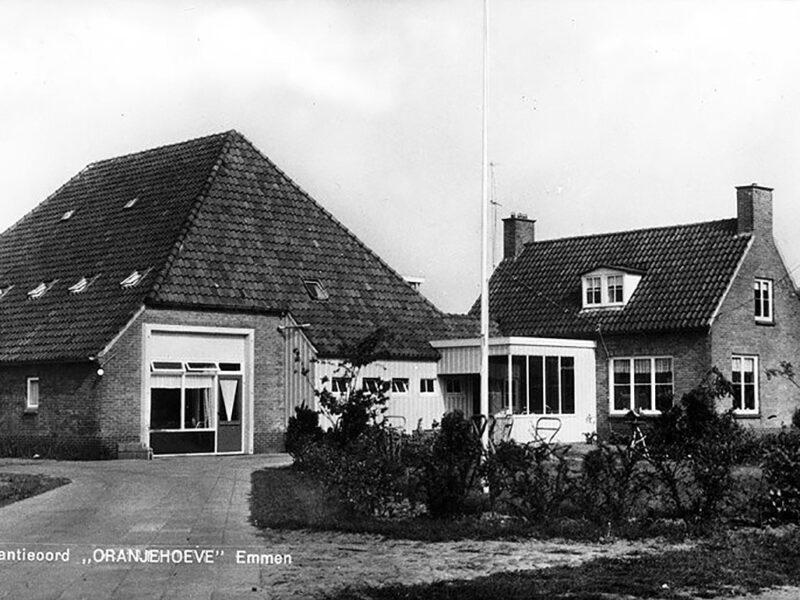 Siegfried Woldhek, het begon in Noordbarge