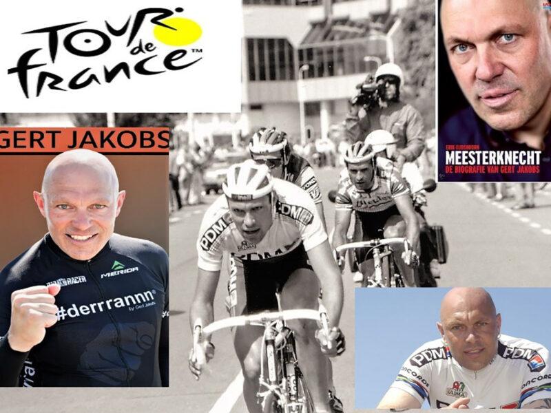 Gert Jakobs, hij leerde fietsen in Noordbarge