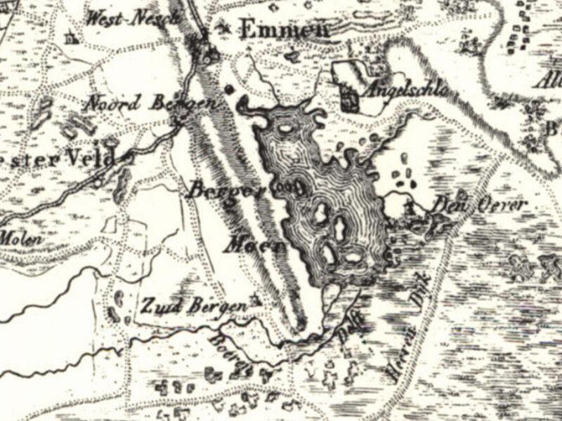 Geschiedenis van het Bargermeer
